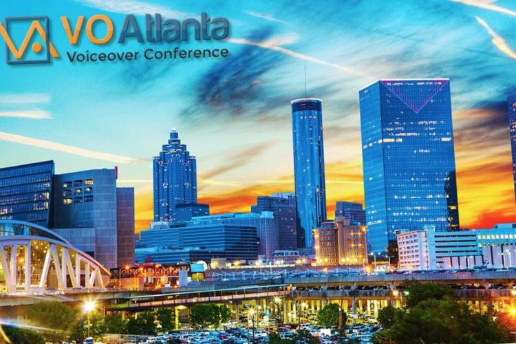 6ª edición anual de la Conferencia VO Atlanta Voiceover