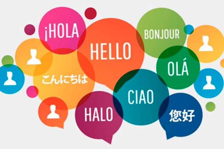 Most Spoken Languages in the World. Idiomas más hablados del mundo