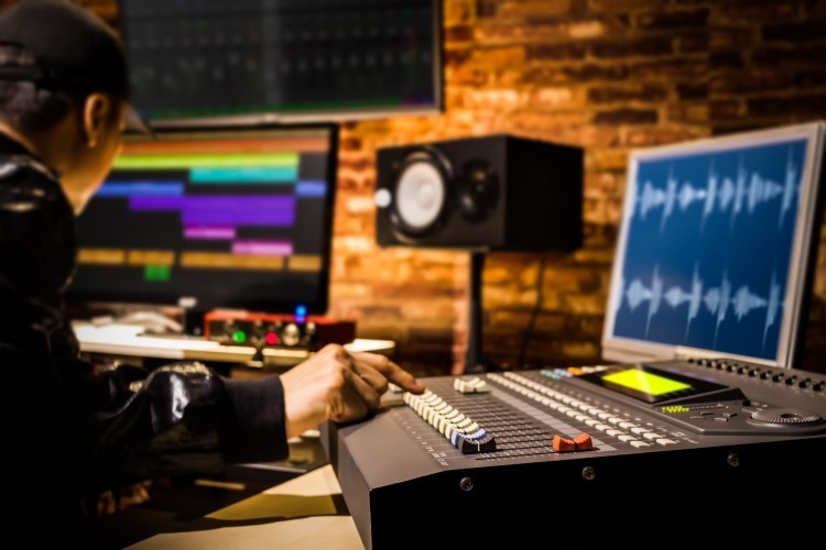 Professional Sound Studio