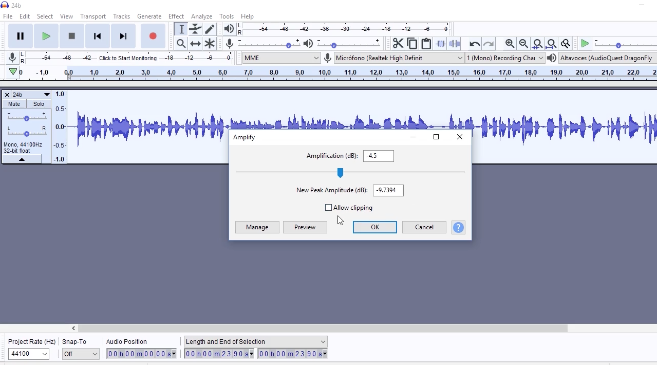 Audacity Tutorial Guide for Beginners