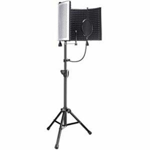 accesorios estudio de grabación