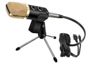 Micrófonos de USB.micrófono de condensador. condenser microphones.